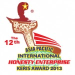 The Asia Pacific International Honesty Enterprise Keris Award